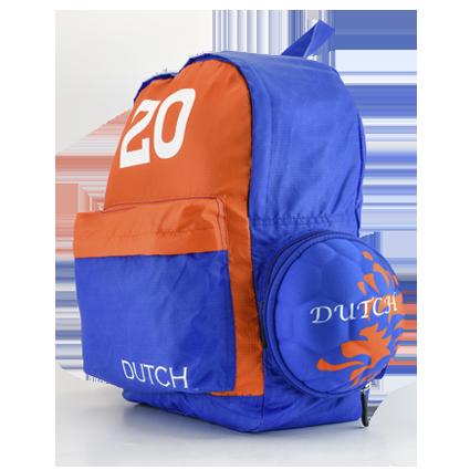 Спортивный рюкзак складной с логотипом