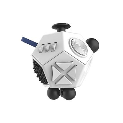 Фиджет--куб с персонализацией и логотипом