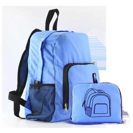 Складной рюкзак с персонализацией