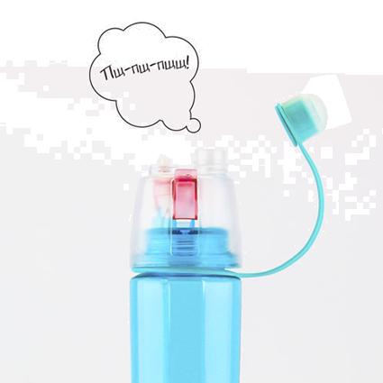 Бутылка с распылителем