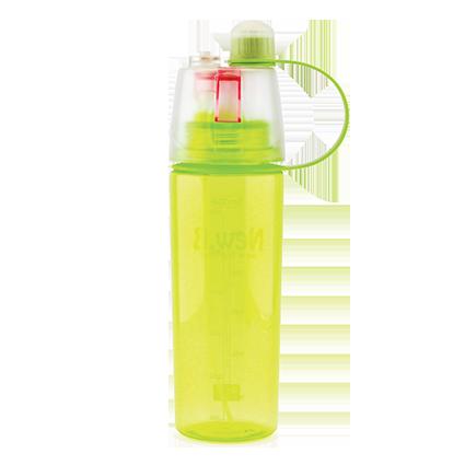 Спортивная бутылка с нанесением логотипа